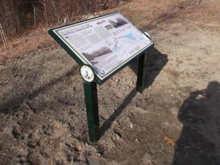 Mill Villages Park - Blackstone Canal Wayside Panel Unveiling - 2014