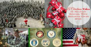 This December stop by during Grafton Celebrates the Holidays and create a video for a loved one deployed with our Armed Forces