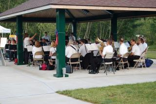Flag Day Concert at Mill Villages