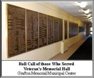 Veterans Memorial Hall