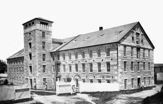 Saunders Mill